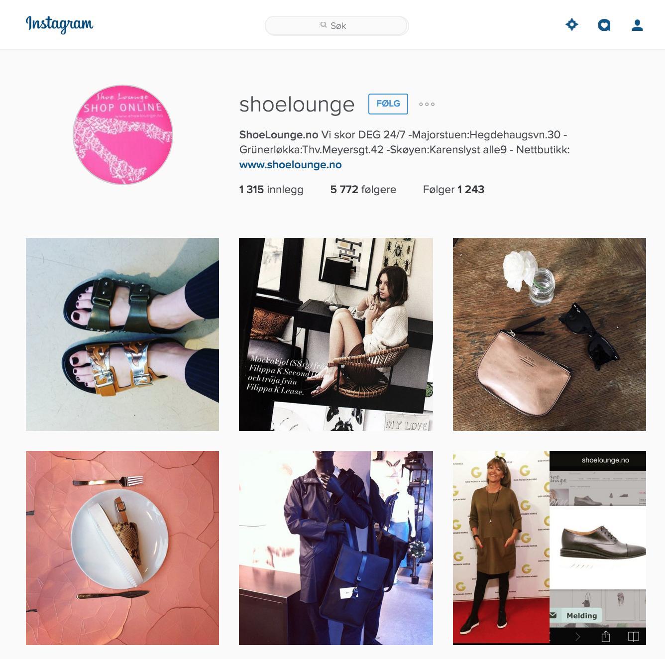 Hvordan lage flere instagram kontoer